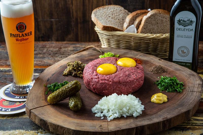 Beef Tartar Munique