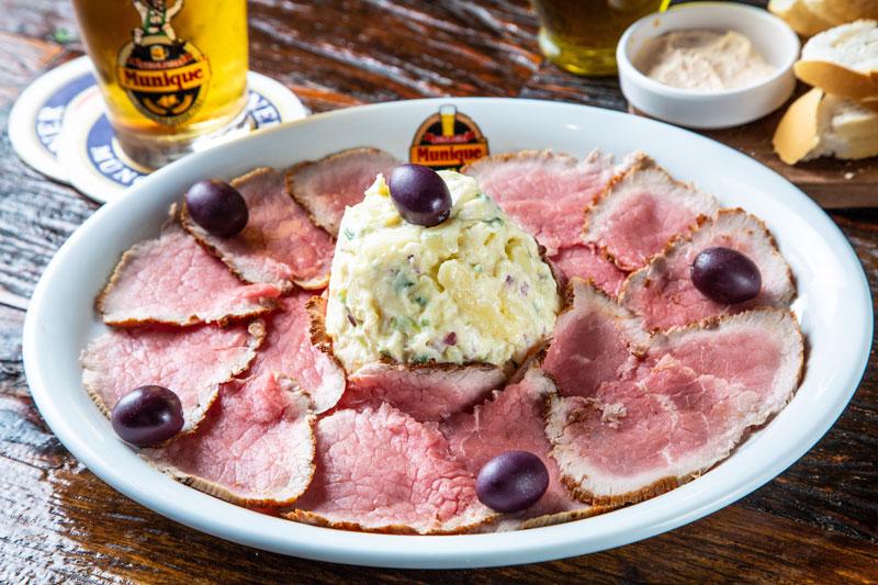Roast-Beef do Cervejeiro Munique