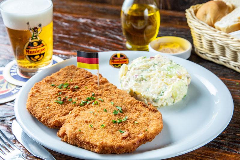Wiener Schnitzel Munique